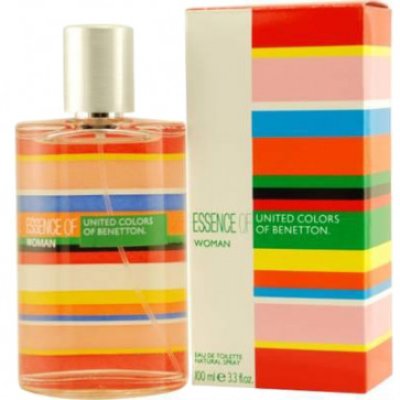 Benetton ESSENCE OF WOMAN Eau de toilette Vaporizador 100 ml