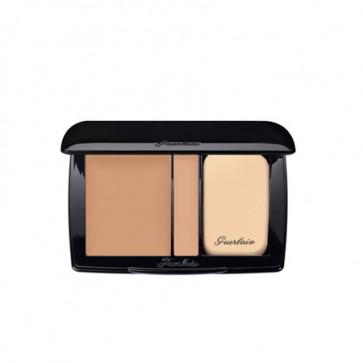 Guerlain LINGERIE DE PEAU Foundation Compact  Creme 12 Rose Clair Base de maquillaje compacta y corrector