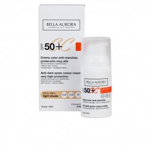 Bella Aurora SOLAR Anti-Dark Spots Colour Cream Very High Protection Light Shade 50 ml