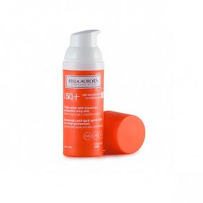 Bella Aurora SOLAR Sunscreen Anti-Dark Spots Gel High Protection SPF50 Normal-Dry Skin 50 ml