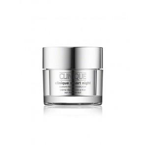 Clinique SMART NIGHT Custom-repair Moisturizer PMG Crema Noche Anti-edad Piel Mixta y Grasa 50 ml