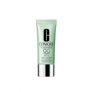 Clinique SUPERDEFENSE CC CREAM Medium Crema Hidratante con Color 40 ml