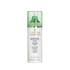 Collistar PERFECT BODY Deo 24H Dry Spray Desodorante 125 ml