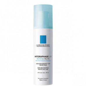 La Roche-Posay HYDRAPHASE UV INTENSE RICHE Réhydratant Intensif 50 ml