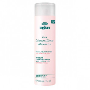 Nuxe Micellar Cleansing Water With Rose Petals 200 ml