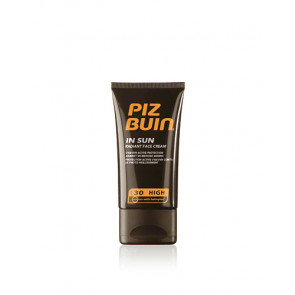 Piz Buin IN SUN Radiant Face Cream SPF 30 High Protección solar rostro 50 ml