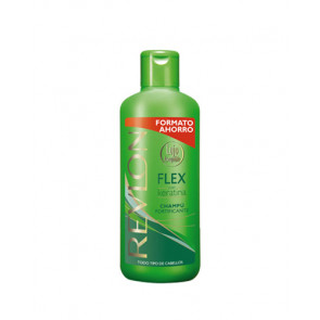 Revlon FLEX KERATIN Fortifying Shampoo All Hair Types Champú Cabello Débil 650 ml