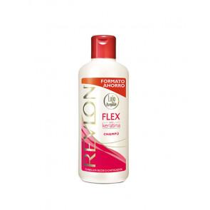 Revlon FLEX KERATIN Shampoo Dry Hair Champú Cabello Seco 650 ml