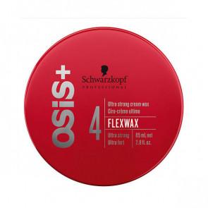 Schwarzkopf OSIS FLEXWAX Texture Ultra Strong Cream Wax 85 ml
