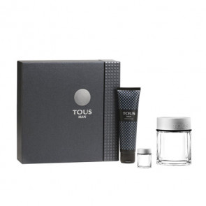 Tous Lote TOUS MAN Eau de toilette Vaporizador 100 ml + Aftershave 150 ml + Miniatura