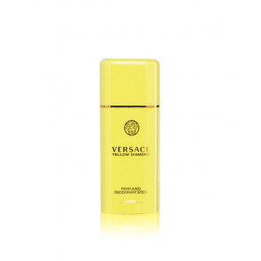 Versace Lote YELLOW DIAMOND Eau de toilette Vaporizador 90 ml + Loción corporal 100 ml + Gel de ducha 100 ml + Eau de toilette Vaporizador 10 ml