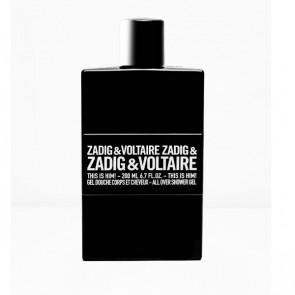 Zadig & Voltaire THIS IS HIM! Duschgel 200 ml