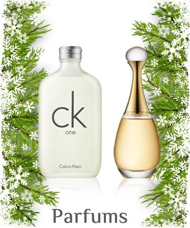 Parfüms für Weihnachten